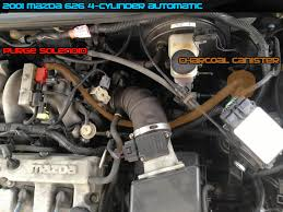 check engine light p0455