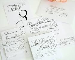 Wedding Invitation Packages Invitations In High Point North Carolina