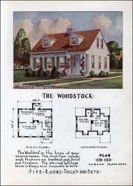 Small English Cottage Plans Radford House Plans 1925 Nugget And Newberry Small House