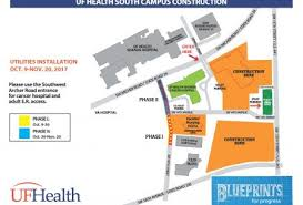 How To Make Blueprints For A House Blueprints For Progress Uf Academic Health Center University