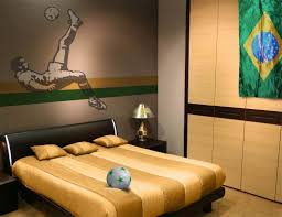Red Bedroom For Boys Bedroom Bedrooms For Boys Soccer Bamboo Picture Frames Lamp