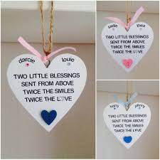 baby plaques personalised baby quote hanging plaques gifts