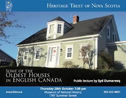 heritage trust of nova scotia