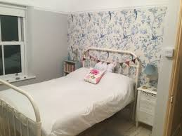 Diana Bedroom Set Ashley Bedroom In Victorian House Farrow And Ball Ammonite On Walls And