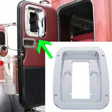 peterbilt 389 interior lights peterbilt 379 chrome plastic interior sleeper vent trim