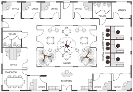 Kitchen Floor Plans By Size by Interior Office Furniture Floor Plan With Magnificent Kitchen