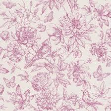 rasch wallpaper rasch wallpaper florentine bird branch pink 449488