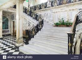 marble stairs stockport town hall marble staircase stock photo 67632460 alamy