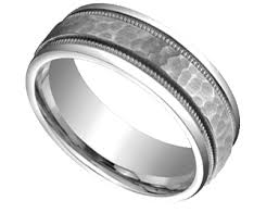 wedding bands white gold 14k white gold wedding bands