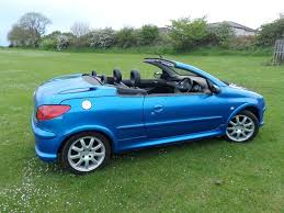 peugeot 206 price peugeot 206 cc sport convertible 1 years mot full leather