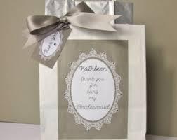 wedding gift design wedding gift bags etsy