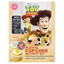 toy story cupcake kit