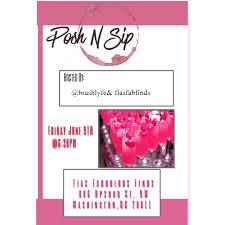sip and shop invitation posh n sip dc tickets fri jun 9 2017 at 6 30 pm eventbrite
