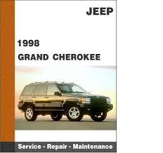 1998 jeep grand factory service diy repair manual free