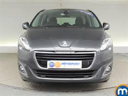 peugeot estate cars used or nearly new peugeot 5008 1 6 bluehdi 120 active 5dr grey for