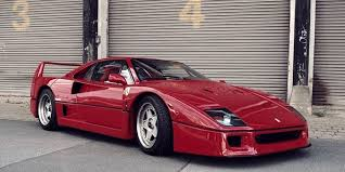 how many f40 are left f40 for sale