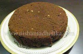 cake in cooker recipe eggless chocolate cake in cooker recipe