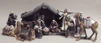 hawthorne kinkade nativity at replacements ltd