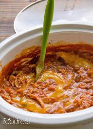 crockpot chicken chili queso ifoodreal