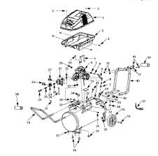 wiring diagrams compressor capacitor air conditioner electrical