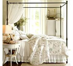 beds arianna whitewash cal king canopy bedroom set white canopy