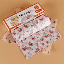 burger wrapping paper no 1 baking packaging greaseproof paper wax paper cattle