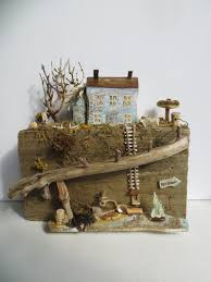 and wooden coastal country driftwood cottage nautical