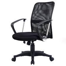 ergonomic computer desk chair costway modern ergonomic mesh mid back executive computer desk task