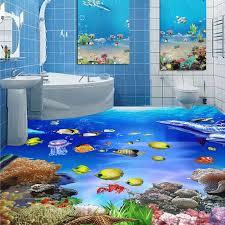3d ocean floor designs how to get 3d epoxy flooring in your bathroom in detail