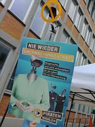 K He Kaufen Komplett Freiheit 4 0 U2013 Rettet Die Grundrechte U201c Piraten Demonstrieren In