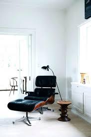 Replica Vitra Chairs Eames Lounge Chair Black U2013 Peerpower Co