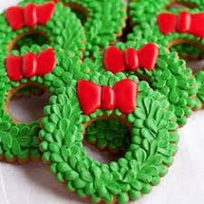 christmas piñata cookies by alison friedli posted on cookie