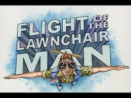 flight of the lawnchair man youtube