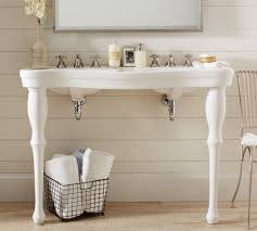 Console Sinks Bathroom Shopping Guide Double Sinks For Every Bathroom And Every Budget