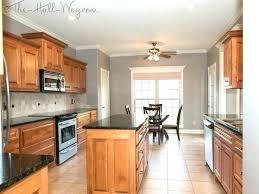 Kitchen Paint Ideas With Oak Cabinets Kitchen Paint With Oak Cabinets Kgmcharters