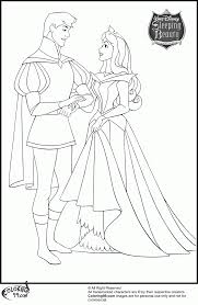 princess u0026 prince coloring pages coloring home