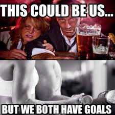 This Could Be Us Meme - this could be us but we both have goals meme xyz