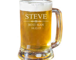 Personalized Mugs For Wedding Beer Mug