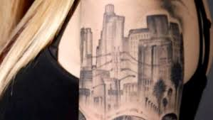 11 gorgeous tattoos inspired by los angeles upout blog