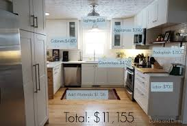 how much does ikea kitchen remodel cost the average cost of a medium sized kitchen remodel is