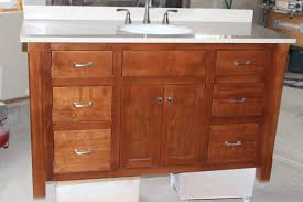 craftsman style bathroom ideas mission style bathroom vanity mission style 72 inch medium pecan