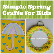east coast mommy simple spring crafts for kids