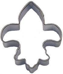 mardi gras cookie cutters fleur de lis cookie cutter mardi gras boy scout emblem 4 5
