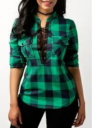 green womens blouse green s blouses trendy blouses for with competitive