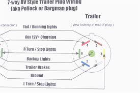 wiring diagrams 7 pin trailer connector 4 amazing way diagram