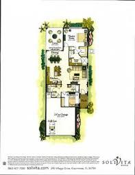 Solivita Floor Plans مسقط أفقي للدور الأرضي فيلا رقم 25 القرنفل منطقة 9 القرنفل فيلات