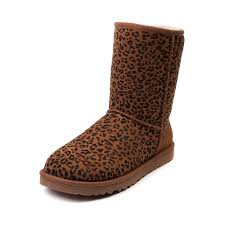 womens ugg boots chestnut womens ugg leopard boot shoe and purse obsession