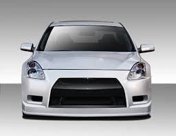 nissan supercar duraflex 4dr gt r body kit 4 pc for altima nissan 10 12 ebay