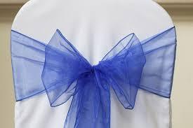 organza sashes simply weddings chair cover rentals wedding rentals