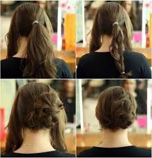 to do at home hairstyles for long hair